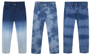 Three styles from the Levi's by Levi's range