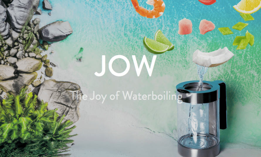 The Joy of Waterboiling.