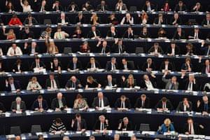 MEPS in European parliament