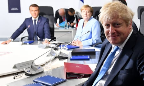 While Johnson plays games, the EU is preparing for life without us