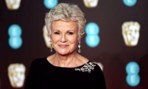 'Shock. First of all, shock' … Julie Walters said she received her diagnosis during the shooting of new film The Secret Garden.