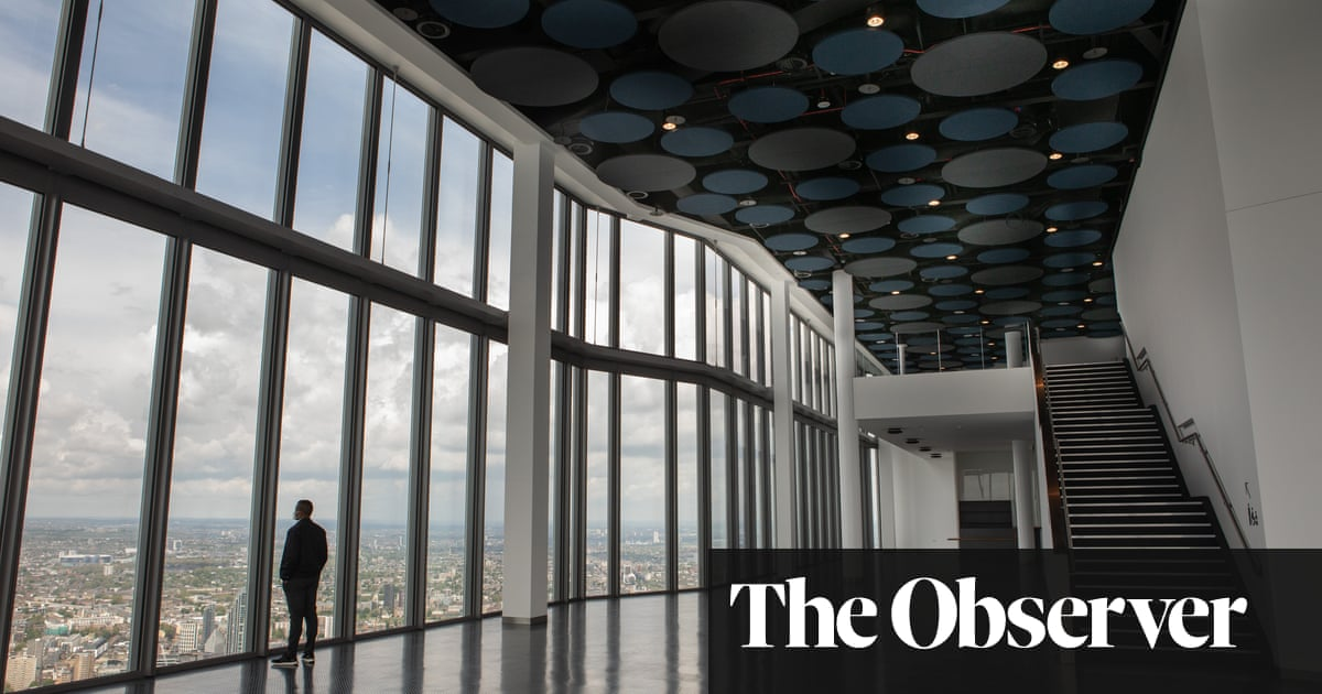 22 Bishopsgate: a perfumed 62-storey village for City workers