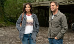 Katie Holmes and Josh Lucas in The Secret: Dare to Dream