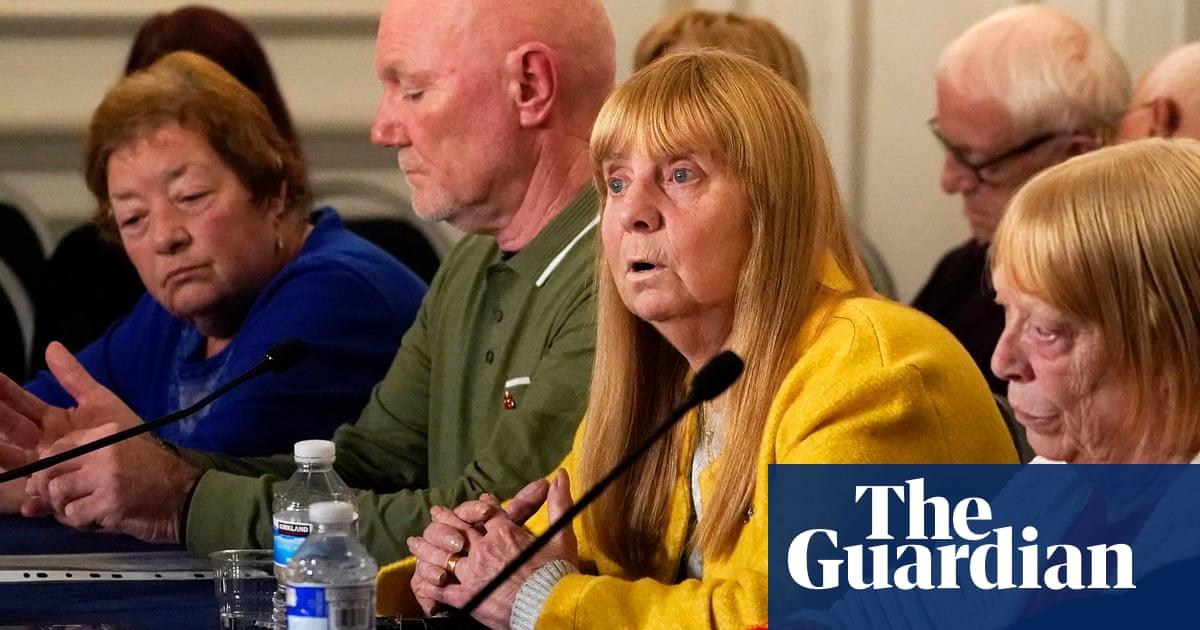Hillsborough families voice outrage at not guilty verdict | UK news
