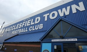 Macclesfield were deducted seven points in May.