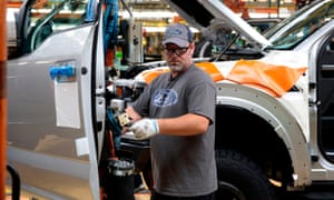 American carmakers have been hit by Trump's tariff battle with China.