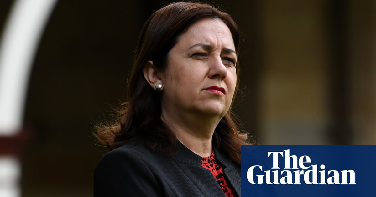 Palaszczuk shows emotional side as attacks over Queensland border closure take their toll – The Guardian
