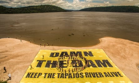 The Munduruku have welcomed a decision last week by Brazil's environment protection agency to reject plans for what would have been one of the world's largest-ever dams on the river.