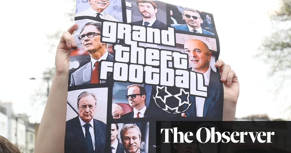 'Just relegate them': Fans discuss England's 'big six' after the ESL farce