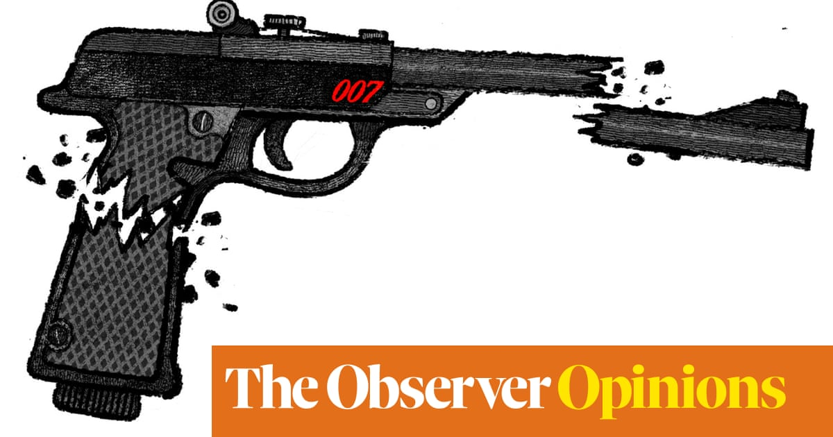 Ah, Mr Bond. I was expecting you – to entertain me