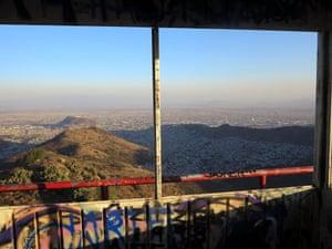 Sierra de Guadalupe in Ecatepec