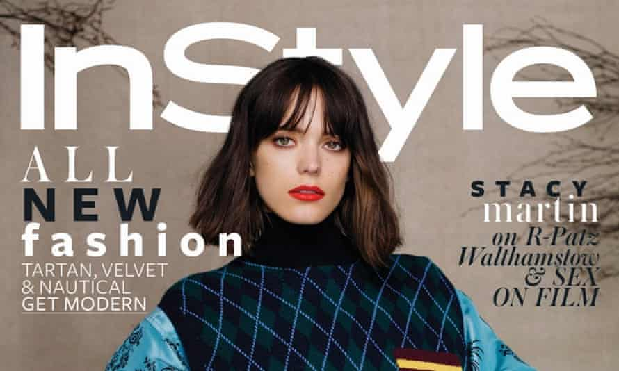 InStyle UK: dropping its print edition.