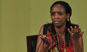 The Agra chief Dr Agnes Kalibata, pictured here in Accra in 2010, says African agriculture must move with the times.