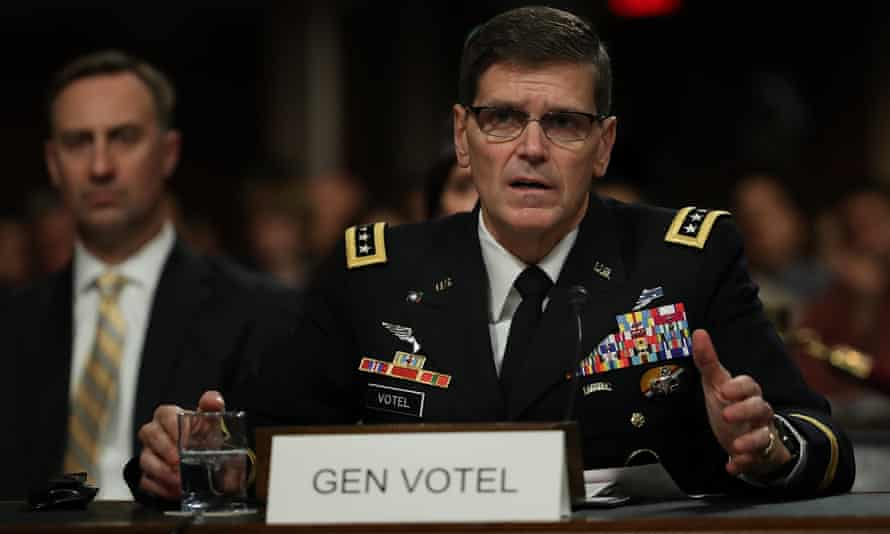 Gen Joseph Votel said that ousting Isis from the Iraqi city of Mosul and its Syrian capital of Raqqa 'will take additional resources'.