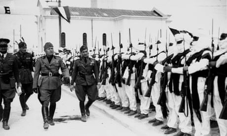 Mussolini's War by John Gooch review – fascist dreams of the 1930s and 40s