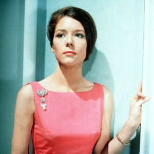 Diana Rigg in The Sentimental Agent, 1963