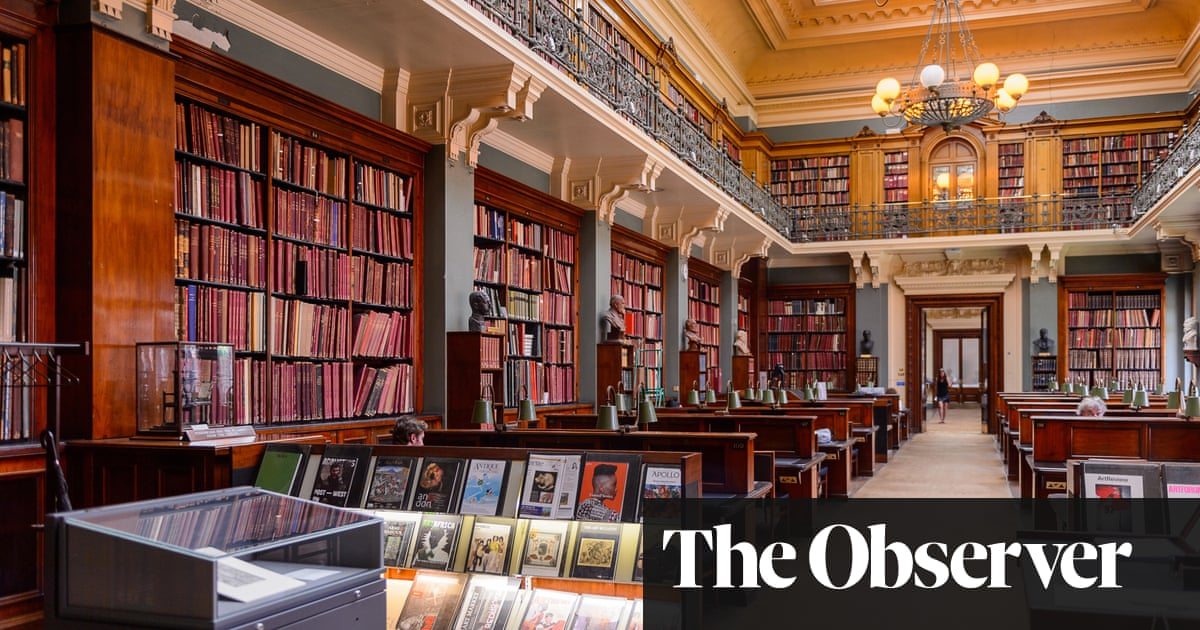 Guardians of UK's literary jewels at risk in V&A plan to cut key library staff