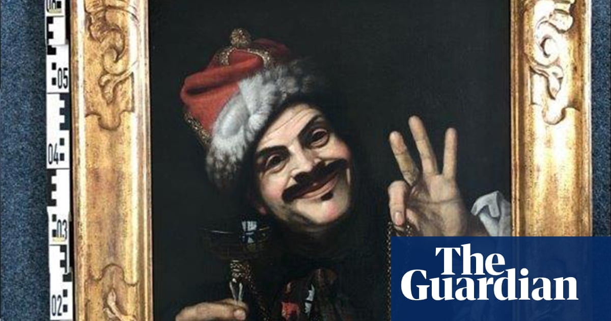 German police appeal for information after 17th century paintings found in skip