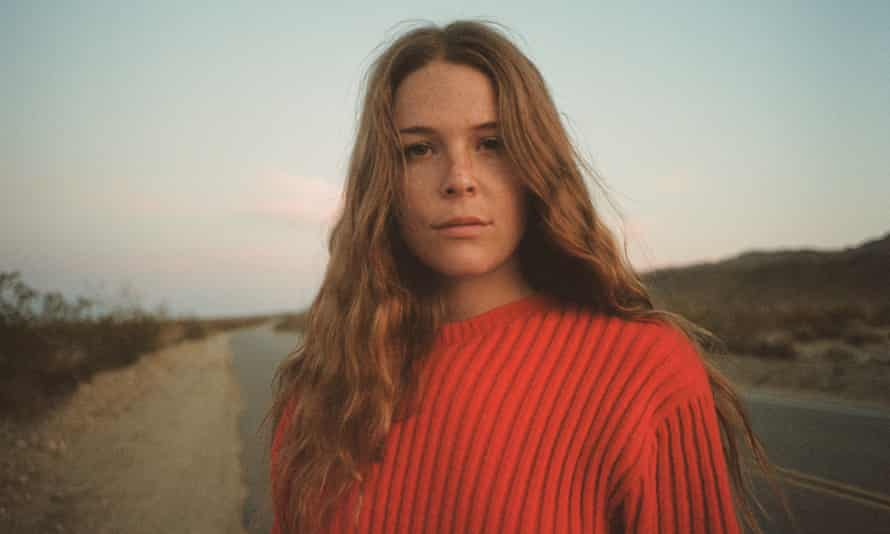 Knack for elegant production subsumed by prosaic balladry … Maggie Rogers.