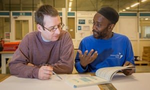 The Shannon Trust's reading programme is recognised as a vital part of the attempt to rehabilitate prisoners.