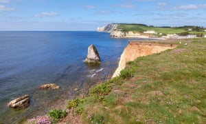 Flower power: Freshwater Bay, where Jimi Hendrix performed in 1970 to a crowd of 600,000.