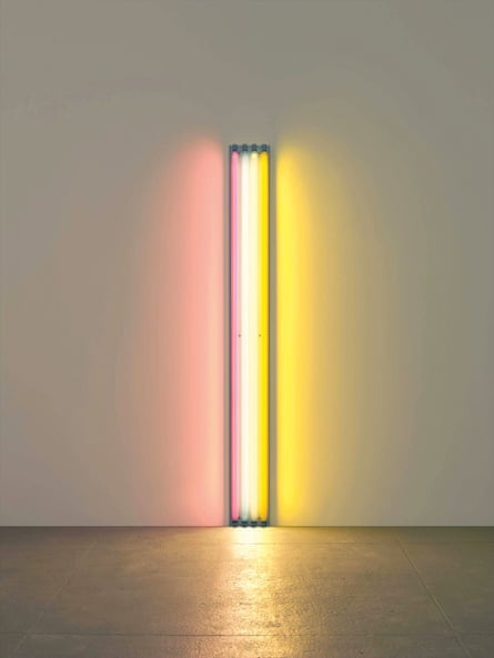 Dan Flavin, Untitled