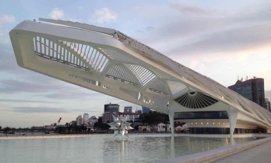 Museu do Amanhã, Rio de Janeiro, Brazil