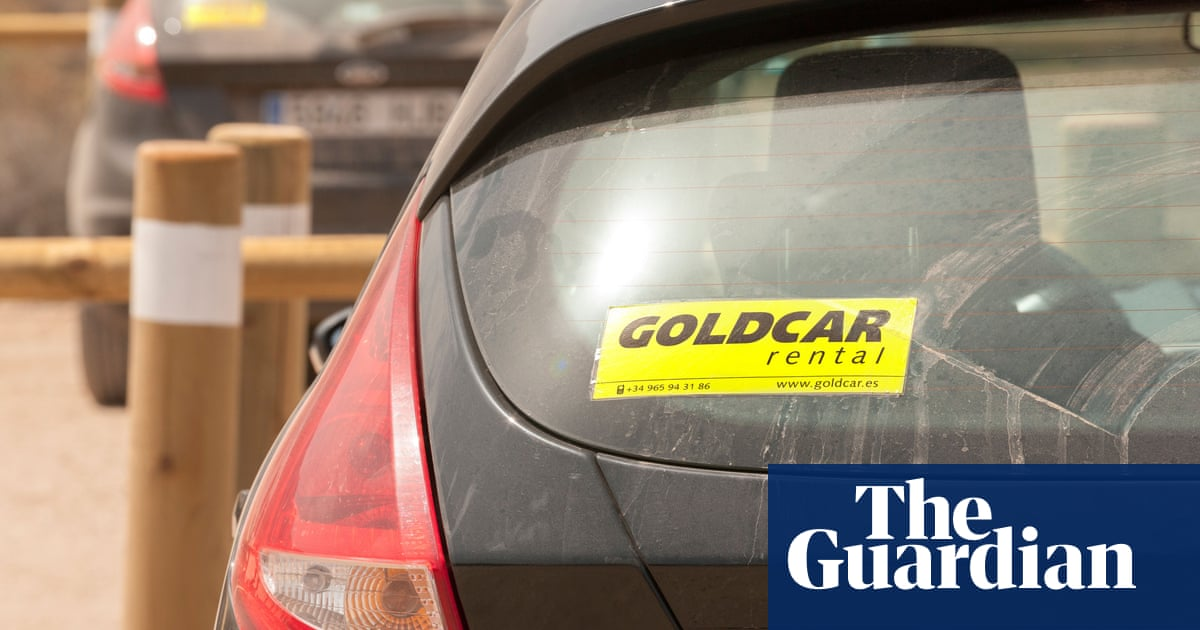 Why does Goldcar keep adding more hidden car-hire charges? | Money | The Guardian