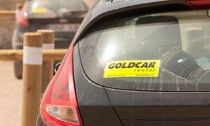 Extra warning … beware Goldcar's 'diesel tax'