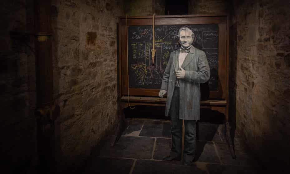 The new Bodmin jail attraction uses special effects to chart the lives and deaths of former inmates.