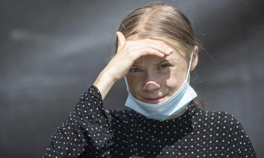 The Swedish climate activist Greta Thunberg has criticised the move by the Democratic party.