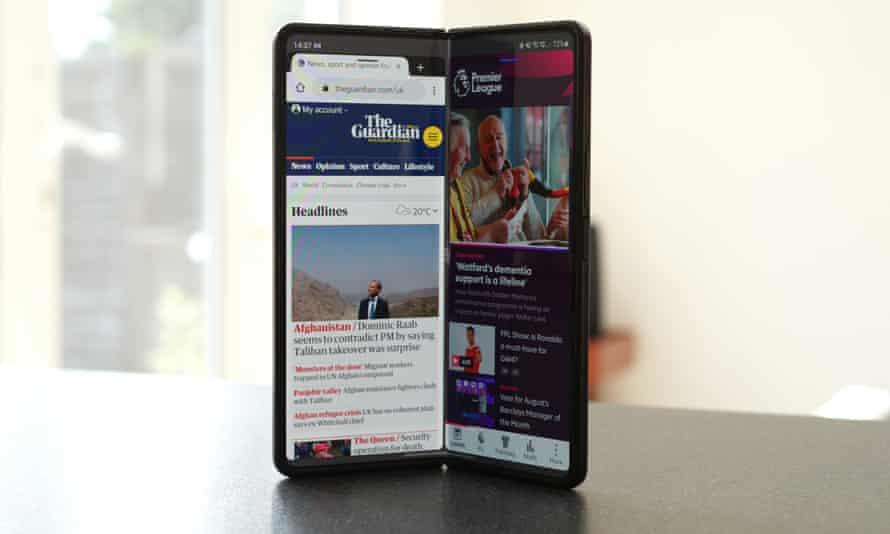 Samsung Galaxy Z Fold 3 review