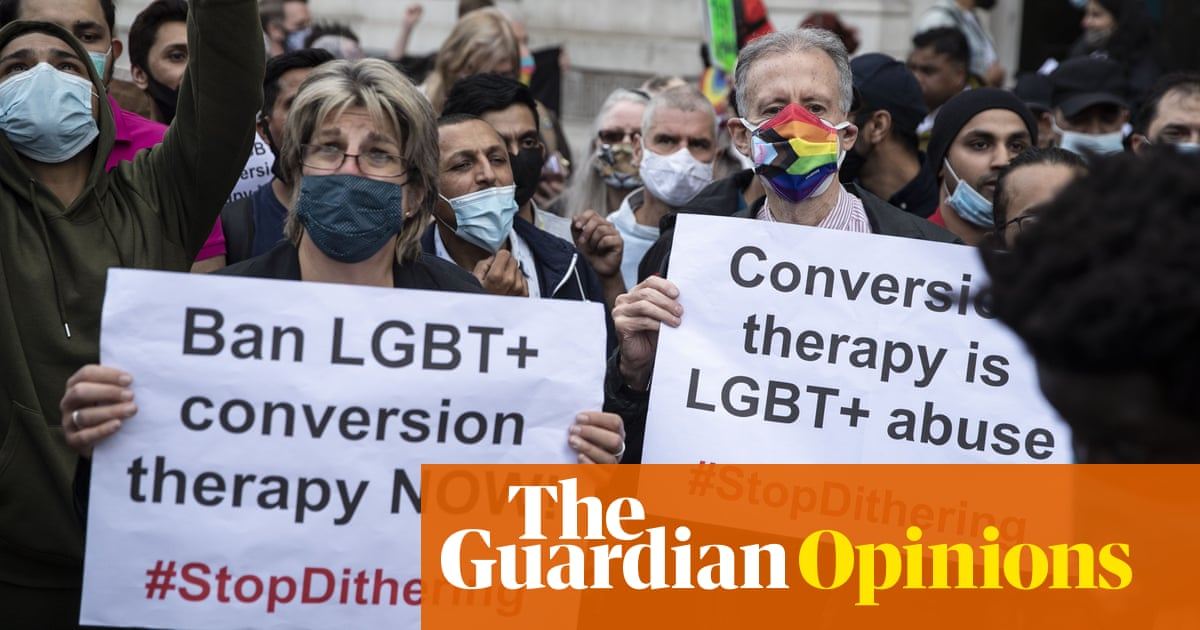 Britain needs clear laws to protect LGBT+ people from 'conversion therapies'