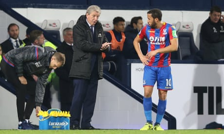 Roy Hodgson plotting his 'greatest escape' with improving Crystal Palace