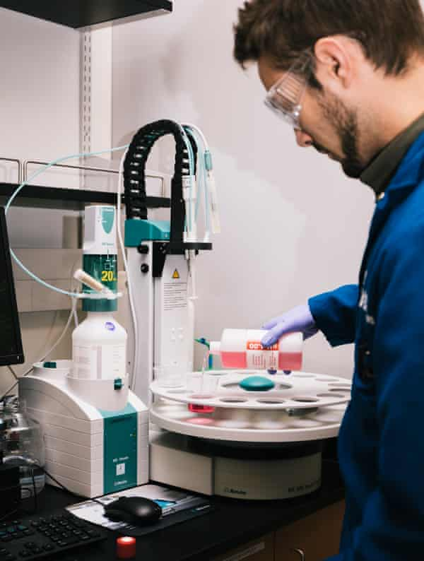 Building the future: inside the lab at the Apeel.