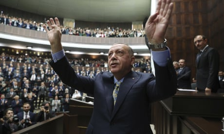 Jamal Khashoggi: Erdoğan rejects Saudi account of killing