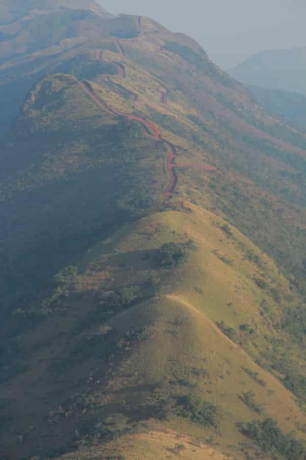 Rio Tinto's Simandou operation in Guinea.