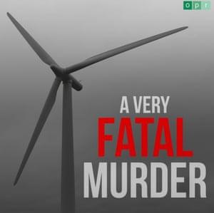 A Very Fatal Murder podcast