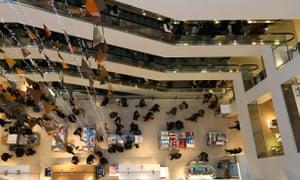John Lewis department store in London