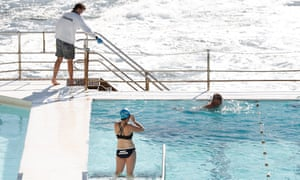 Some outdoor swimming pools have reopened to public in New South Wales