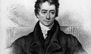 English essayist Charles Lamb (1775 - 1834).