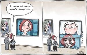 Jon Kudelka for the Australian