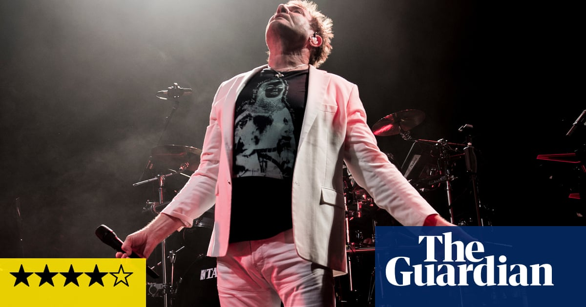 Duran Duran review – still Wild Boys even in middle age