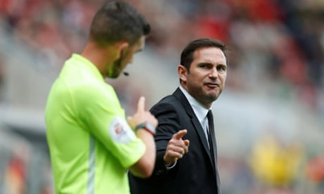 Football League: Harrison saves Leeds while red mist descends on Lampard