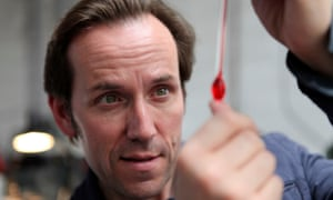 Ben Miller, comedian and author of The Aliens Are Coming!
