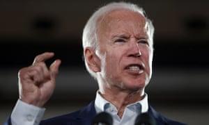 Joe Biden: will he run?