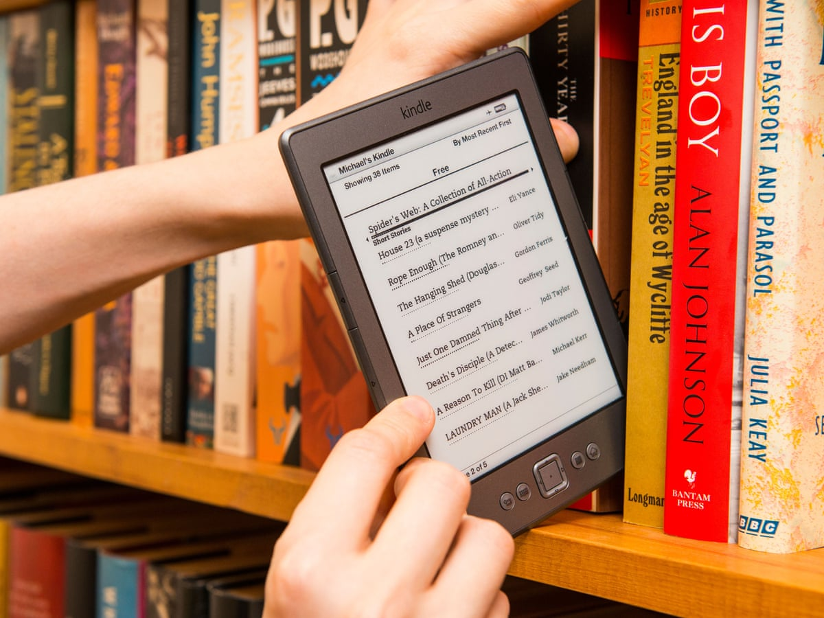 Amazon to cut price of its ebooks to reflect removal of VAT | Ebooks | The Guardian
