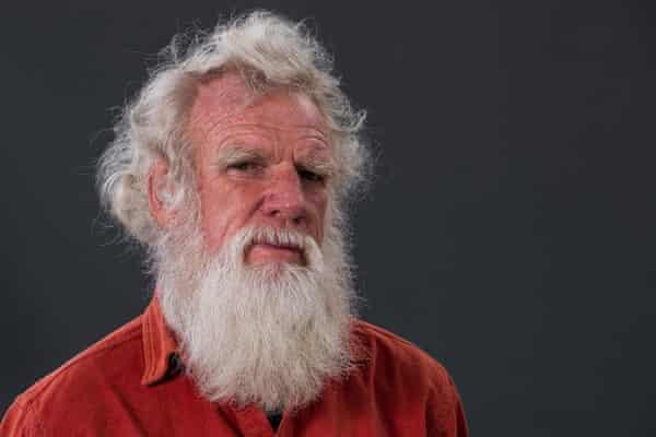 Australian Indigenous writer Bruce Pascoe.