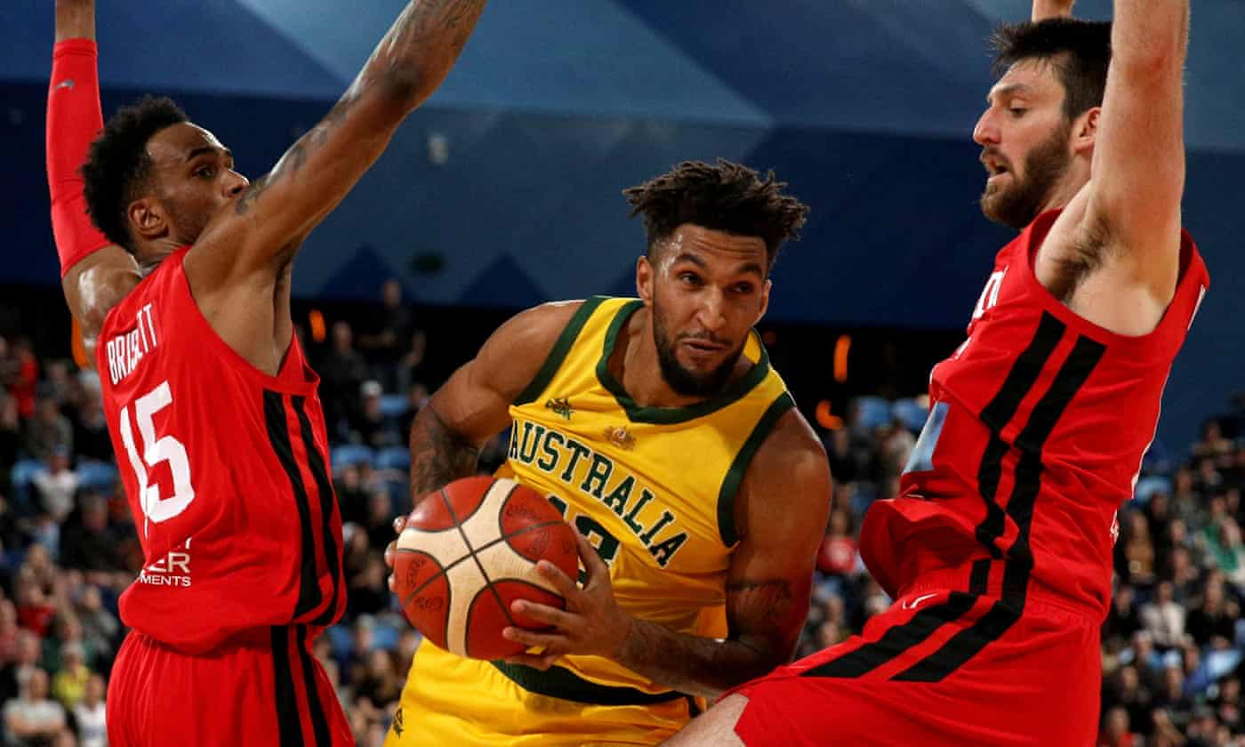 Jonah Bolden withdraws from Australia's Basketball World Cup squad