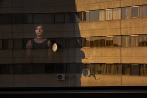 Portrait story 1st PrizeArmin Karami won for Foreign Mirror, a series of portraits made in Iran